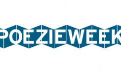 logo van de poëzieweek