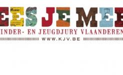 Het logo van de Kinder- en Jeugdjury Vlaanderen
