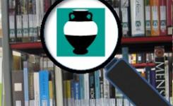 Informatieve boeken zoeken via pictogrammen