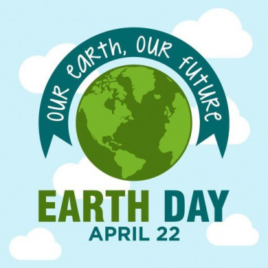 Dag van de Aarde, out earth our future