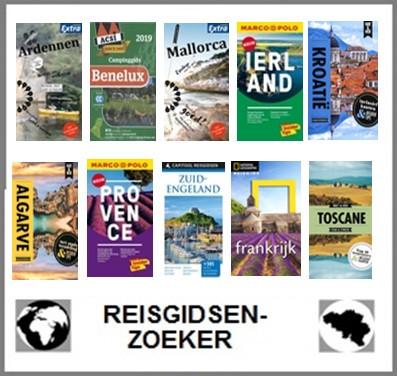 Covers reisgidsen