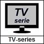 Pictogram tv wat staat voor televisieseries
